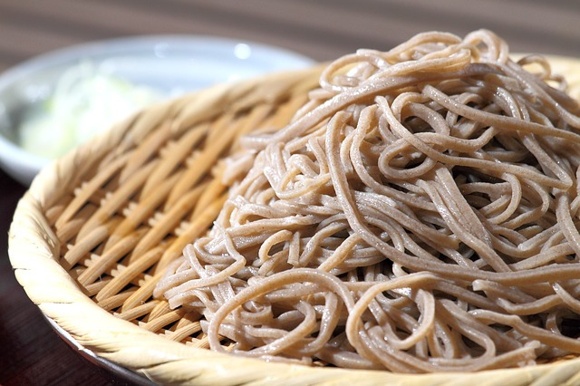 日本の食文化に深く根付く「そば」